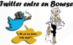 DESSIN DE PRESSE: Le petit oiseau va entrer en bourse