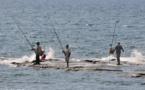L'IMAGE DU JOUR – Attente de pêcheurs