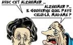 DESSIN DE PRESSE: De mémoire Chirac va bien
