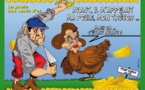 DESSIN DE PRESSE: La poule au phallus d'or*