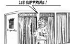 DESSIN DE PRESSE: Cantonales à Brignoles