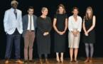 Remise de prix littéraires à Monaco