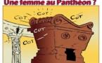 DESSIN DE PRESSE: La femme est l'avenir du Panthéon