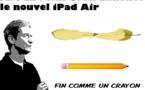 DESSIN DE PRESSE: L'iPad Air et son régime draconien