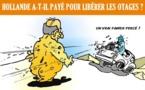 DESSIN DE PRESSE: Les otages français au Niger sont libres