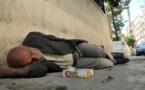 L'IMAGE DU JOUR – Le lit de la rue