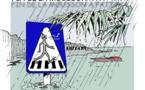 DESSIN DE PRESSE: Mousson ravageuse en Asie du Sud-Est