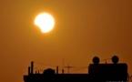 L'IMAGE DU JOUR – Eclipse solaire