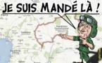 DESSIN DE PRESSE: À ce va-t-en guerre en Centrafrique