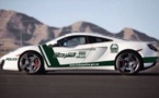 Dubaï continue d'équiper sa police de voitures de sport
