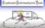 DESSIN DE PRESSE: Hommage au footballeur Eusebio
