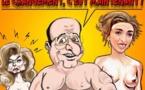 DESSIN DE PRESSE: Hollande tient enfin une promesse!