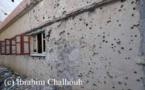 L'IMAGE DU JOUR – Dommages des clashes