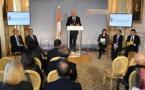 Conférence de presse du Gouvernement princier
