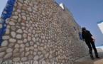 IMAGE DU JOUR – Mur de pierre