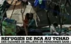 Nouvelle crise humanitaire à cause des violences en République centrafricaine