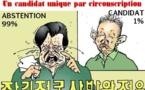 DESSIN DE PRESSE: Élections simplifiées en Corée du Nord