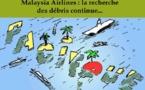 DESSIN DE PRESSE: À la recherche du Boeing perdu