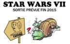 DESSIN DE PRESSE: Nouveau Star Wars en préparation