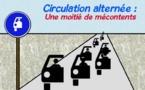 DESSIN DE PRESSE: Bilan de la circulation alternée