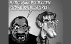 DESSIN DE PRESSE: Valls renonce à Matignon