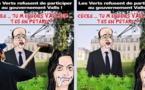 DESSIN DE PRESSE: Duflot ne se laisse plus enfumer