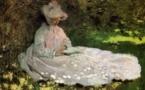 IMAGE DU JOUR: La liseuse de Claude Monet