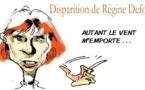 DESSIN DE PRESSE: Disparition de Régine Deforges