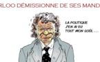 DESSIN DE PRESSE: Borloo quitte la vie politique
