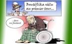 DESSIN DE PRESSE: Comédie algérienne en un acte