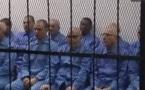 Libye: Procès par vidéoconférence d'anciens hauts responsables
