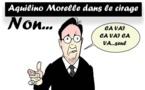 DESSIN DE PRESSE: Affaire Aquilino Morelle