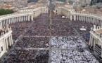 Double canonisation au Vatican