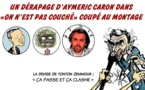 DESSIN DE PRESSE: Clash de Caron chez Ruquier