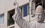 IMAGE DU JOUR – Statue au doigt cassé