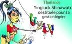 DESSIN DE PRESSE: Destitution en Thaïlande