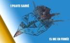 DESSIN DE PRESSE: Crash d'un Mirage 2000 en Meurthe-et-Moselle
