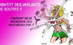 DESSIN DE PRESSE: Vers un soutien-gorge implantable
