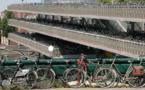 IMAGE DU JOUR: Parking à vélos