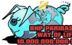DESSIN DE PRESSE: Amende record pour la BNP aux USA