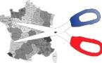 DESSIN DE PRESSE: Découpage territorial en France