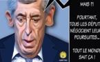 DESSIN DE PRESSE: Les députés lâchent Guaino