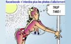 DESSIN DE PRESSE: Facebook autorise les photos d'allaitement