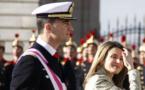 Le nouveau roi d'Espagne