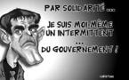 DESSIN DE PRESSE: Valls fait un geste pour les intermittents
