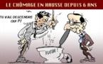 DESSIN DE PRESSE: Le chômage en France poursuit son record
