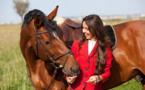 Rencontre: Amel Meziane, jeune cavalière tunisienne