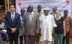 Nouveau centre de santé de la Croix-Rouge burkinabè