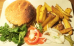 RECETTES EN VIDÉO - Burger végétarien
