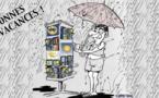DESSIN DE PRESSE: Carte postale estivale?